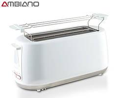 Тостер на 4 тоста AMBIANO GT-TDLS-E-01 белый