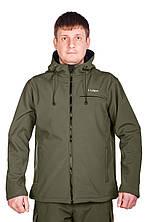 Куртка KLOST Soft Shell 5015 XL Khaki