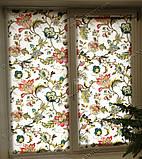 Рулонные шторы Богема синий, фото 6