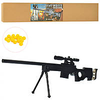 Автомат дитячий (снайперська гвинтівка) J187 на пульках