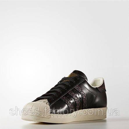 Кроссовки мужские Adidas Originals Superstar 80s, S75846 (Оригинал), фото 2