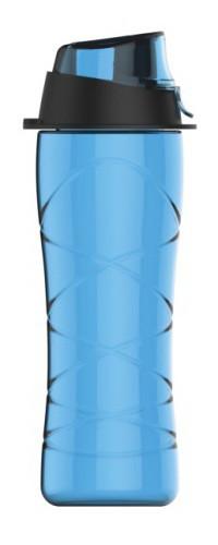Бутылка д/воды пл. HEREVIN COMO Blue 0.65 л д/спорта (161502-005)