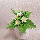 Букетик маленькой хризантемы NY 037 (30 шт./уп.) Искусственные цветы оптом, фото 2