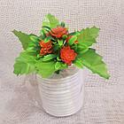 Букетик маленькой хризантемы NY 037 (30 шт./уп.) Искусственные цветы оптом, фото 4
