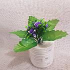 Букетик маленькой хризантемы NY 037 (30 шт./уп.) Искусственные цветы оптом, фото 6