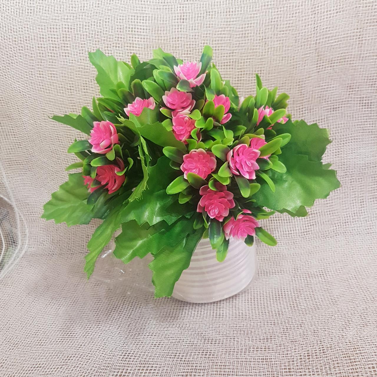 Букетик маленькой хризантемы NY 037 (30 шт./уп.) Искусственные цветы оптом
