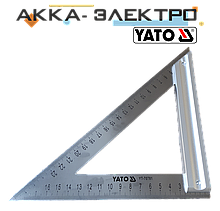 Угольник для плотника и столяра 270мм YATO