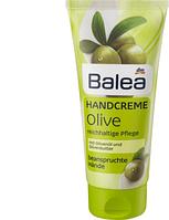 Крем для рук и ногтей Balea Olive 100мл.