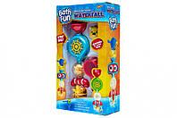 Игрушка для ванной Puzzle Water Fall 9907Ut, игра для купания