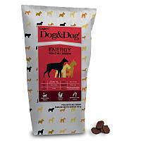 Корм GHEDA Dog&Dog Expert Energy для собак взрослых и активных, 20 кг