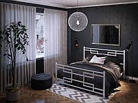 Металлическая кровать Фавор двухспальная, фото 1