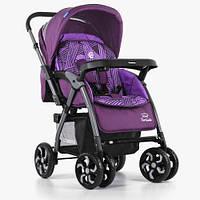 Коляска детская «TORNADO» ME 1007-9 (Фиолетовый)