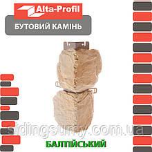 Наружный угол Альта-Профиль Бутовый камень 0,472х0,112 м Балтийский