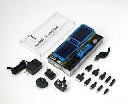 Внешний аккумулятор POWERTRAVELEER POWERMONKEY-EXPLORER V2 BLUE (PMEV2004), фото 3