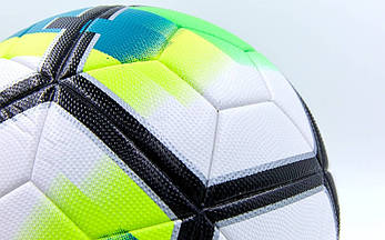 Мяч футбольный №5 PU ламинированный Клееный PREMIER LEAGUE 2018 La Liga FB-6654, фото 2