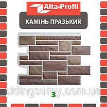 Фасадная панель Альта-Профиль Камень Пражский 795х591х20 мм цвет 03