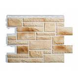 Фасадна панель Альта-Профіль Камінь Празький 795х591х20 мм колір 04, фото 2