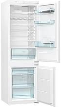 Холодильник встраиваемый Gorenje RKI4181E3/комби /177 см./А+/FrostLess