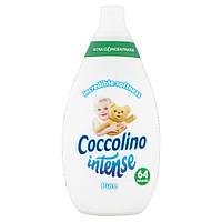 Ополаскиватель для белья Coccolino Intense Ultra Concentrat Pure 960 мл 64 стирки