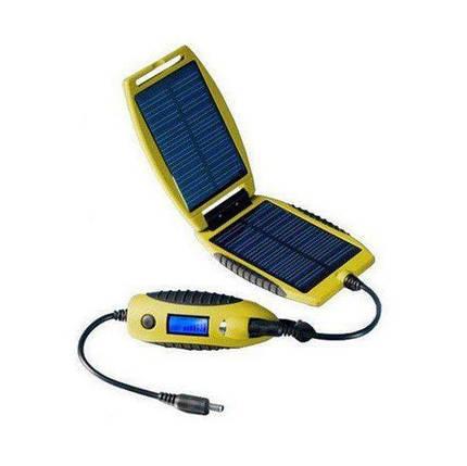 Внешний аккумулятор POWERTRAVELEER POWERMONKEY-EXPLORER V2 YELLOW (PMEV2007), фото 2
