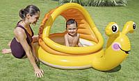 "Дитячий надувний басейн ""Равлик"" Intex (57124)"