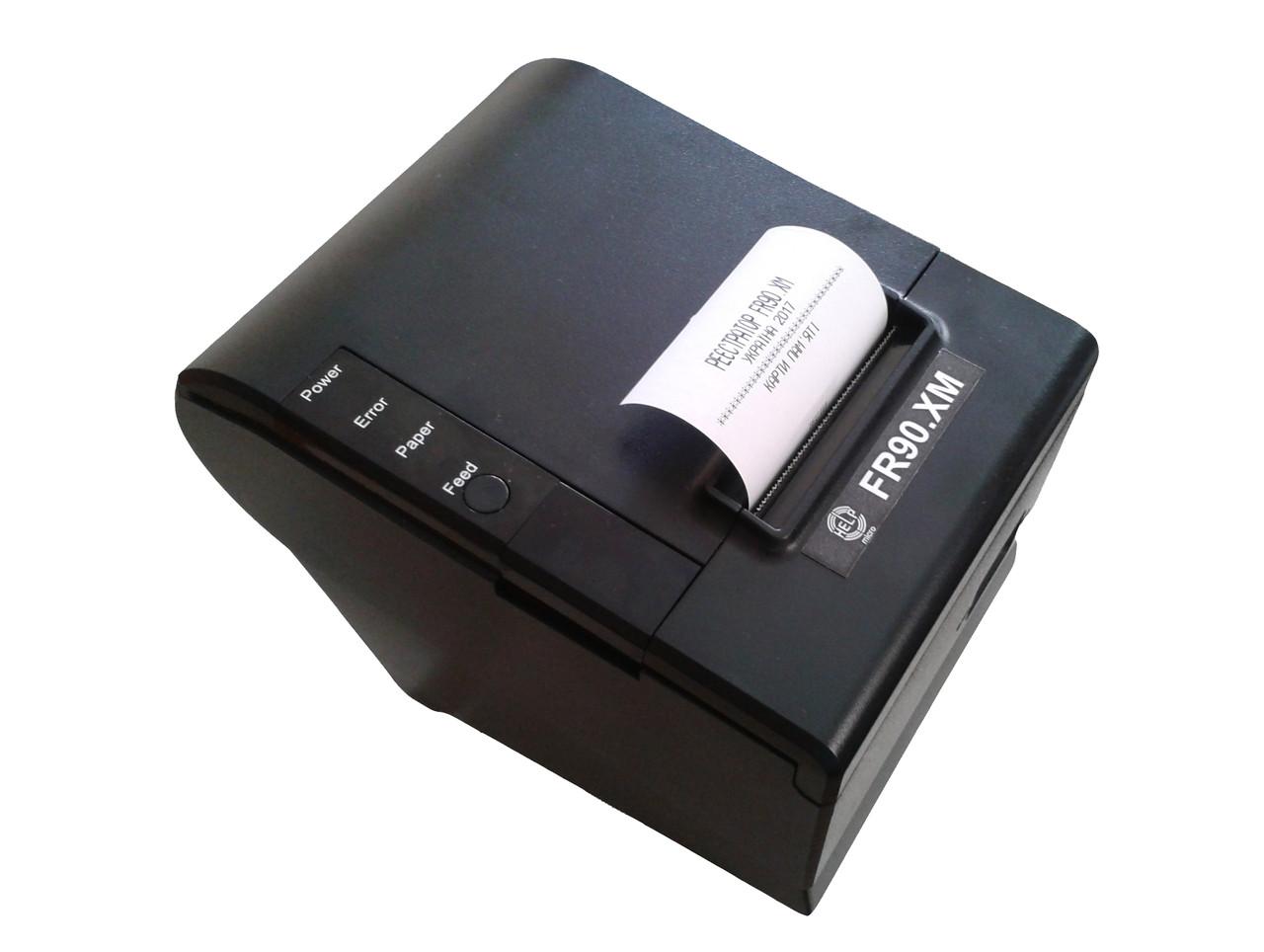 Фіскальний реєстратор FR90.XM (ФР90.ХМ)