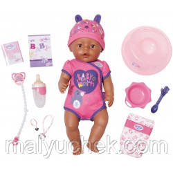 Baby Born Інтерактивна лялька мулатка