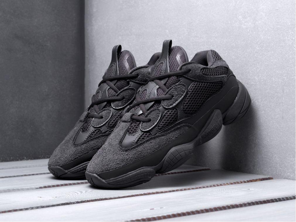 wholesale dealer 44142 30a01 Мужские кроссовки Adidas Yeezy 500 Black (в наличии 40, 41 р): продажа,  цена в Киеве. кроссовки, кеды повседневные от