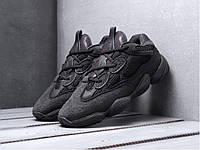 Мужские кроссовки Adidas Yeezy 500 Black (в наличии 40 р)
