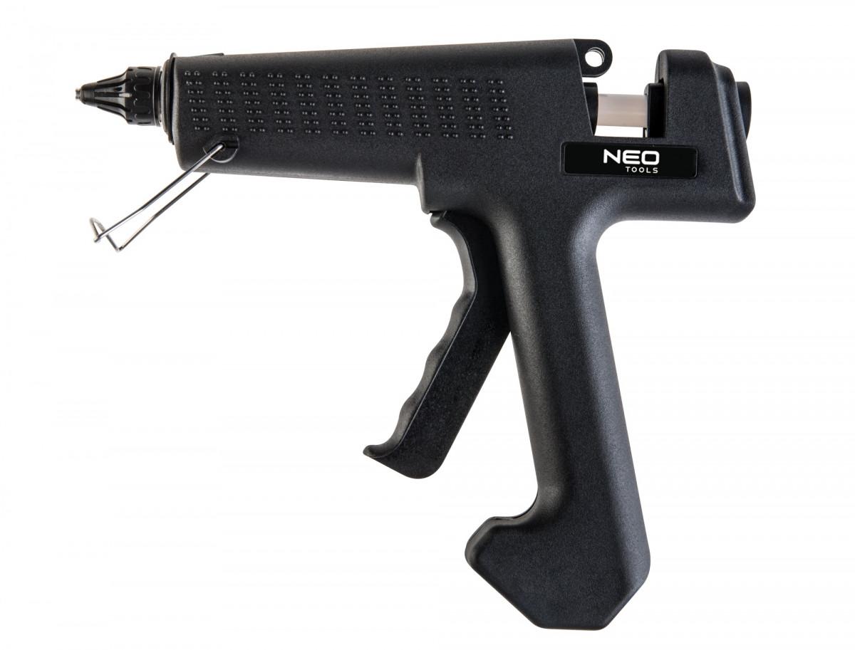 Пистолет NEO клеевой электрический, 11 мм, 80 Вт