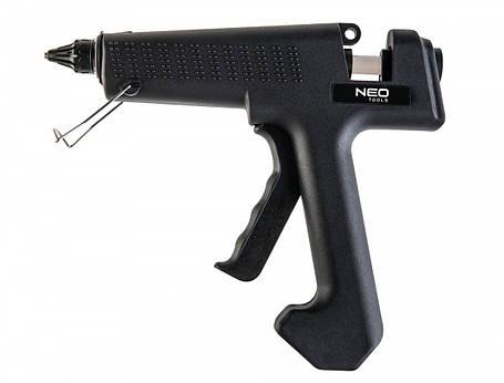 Пистолет NEO клеевой электрический, 11 мм, 80 Вт, фото 2