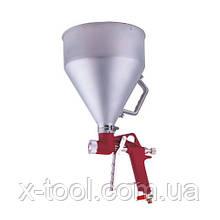 Розпилювач пневматичний для нанесення штукатурки металевий бачок AUARITA FR-300 (Італія/Китай)