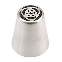 Насадка кондитерская 1 шт металл Тюльпан 1