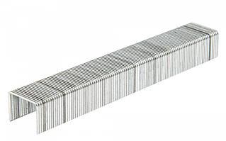 Скобы TOPEX 8 мм, 1000 шт., Тип J