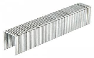 Скобы TOPEX 14 мм, 1000 шт., Тип J