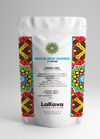 Папуа та Нова Гвінея: 100 % Арабіка 250 г