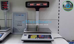 Весы торговые электронные ВТА-60/30-5-Т-А