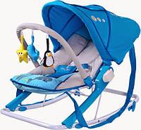 Кресло-шезлонг детский Caretero Aqua