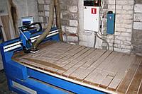 Фрезерный станок с ЧПУ ATS2112 бу 11г. для производства фасадов и деталей мебели, фото 1