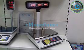Весы торговые электронные ВТА-60/15-5-Т