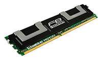 Серверная память Kingston KVR667D2D4F5/2GI бу