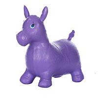 Прыгун-лошадка MS0737 (Фиолетовый)