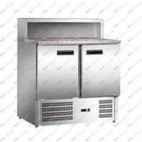 Саладетта / стол холодильный для пиццы Stalgast 843029