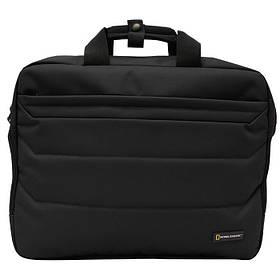 Сумка для ноутбука и планшета NATIONAL GEOGRAPHIC Pro N00708;06 черная