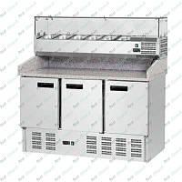 Саладетта / стол холодильный для пиццы Stalgast 843032