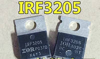 2001Транзистор полевой IRF3205