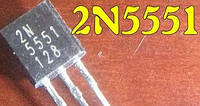 2008 Транзистор 2N5551