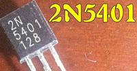2010 Транзистор 2N5401