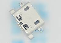 3063 Гнездо MICRO USB отверстие 0,8 мм