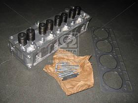 Головка блоку ГАЗ 2410,3302 дв.402(А-92) з клап.з прокл.і кріплення., фірм.упак. (пр-во ЗМЗ)